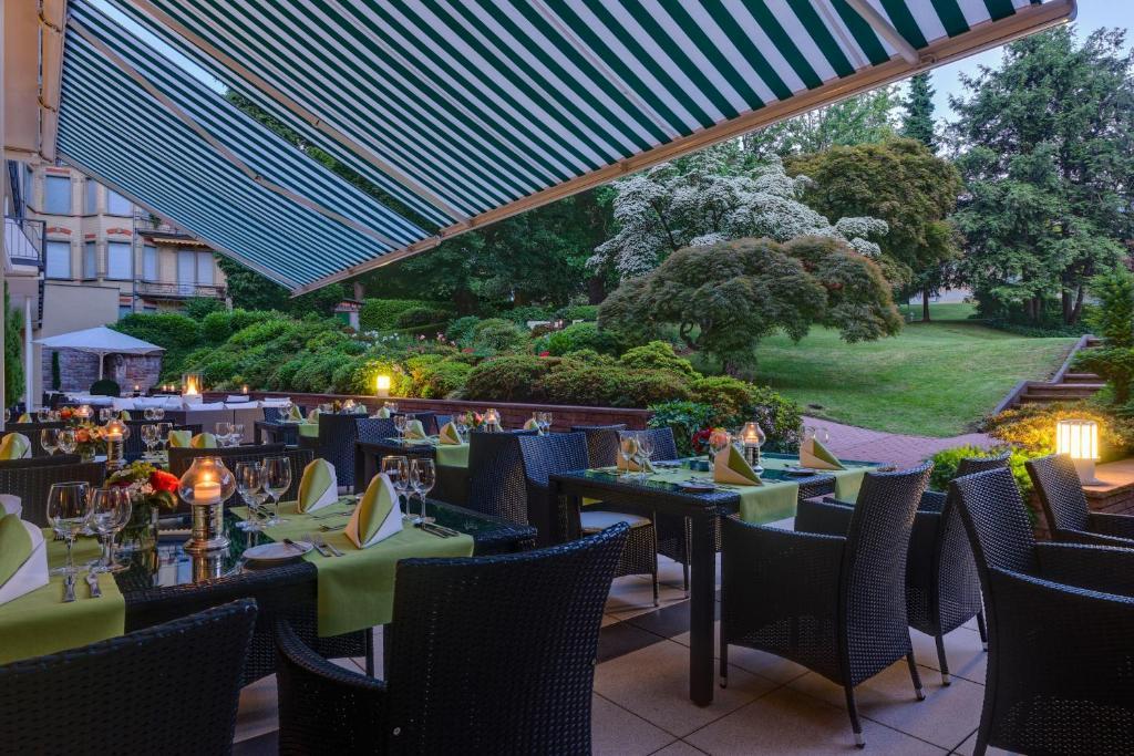 Hotel Du Parc Baden