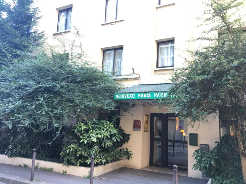 Nouveau paris park hotel r servation gratuite sur for Reservation hotel gratuite paris