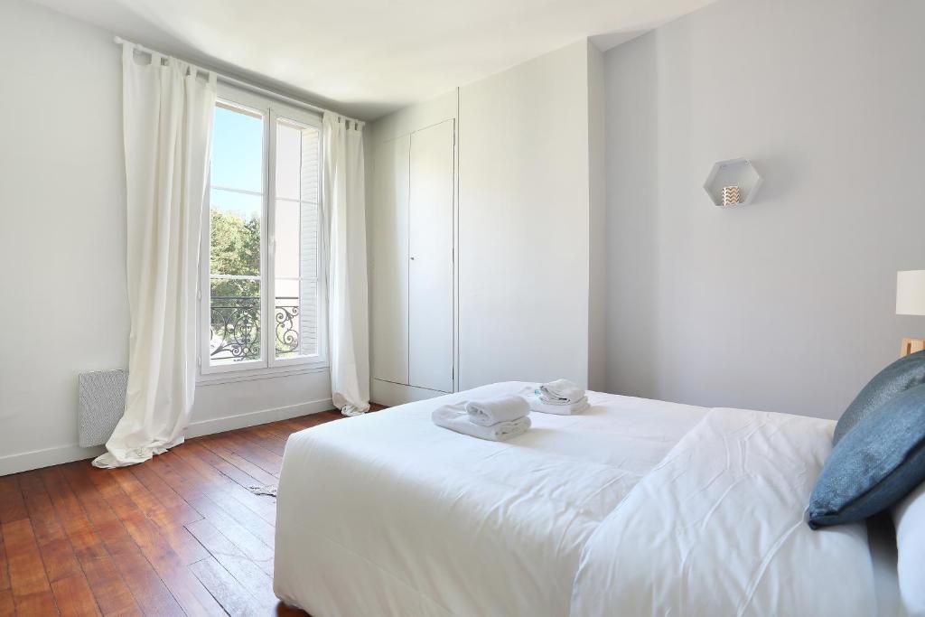 Apartment parc des expositions r servation gratuite sur for Appart hotel 75015