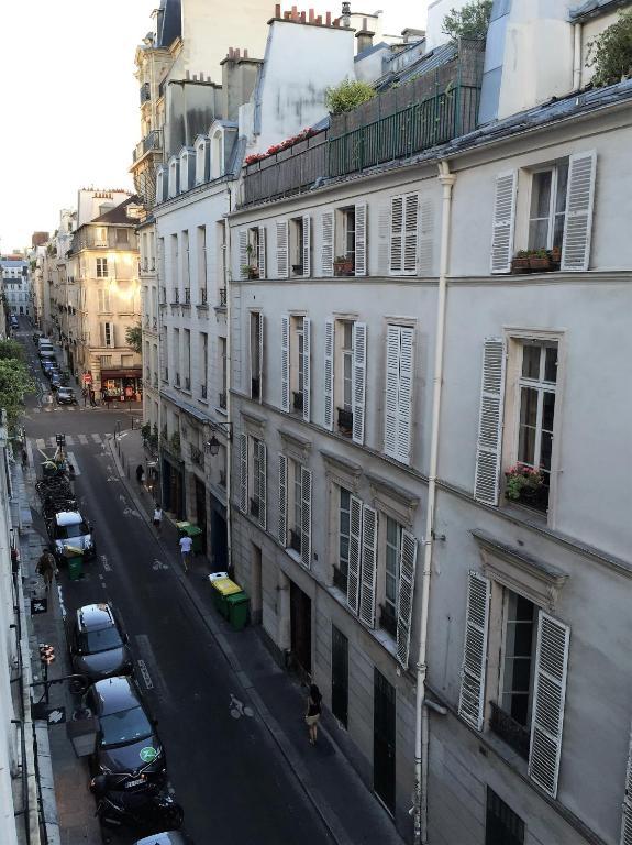 Michelin Restaurant Marais Paris
