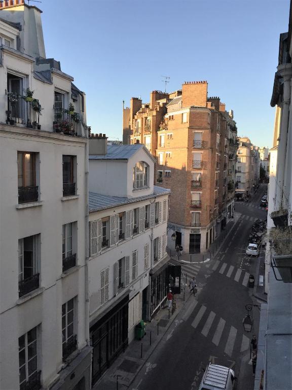 Hotel Du Vieux Saule Marais Paris