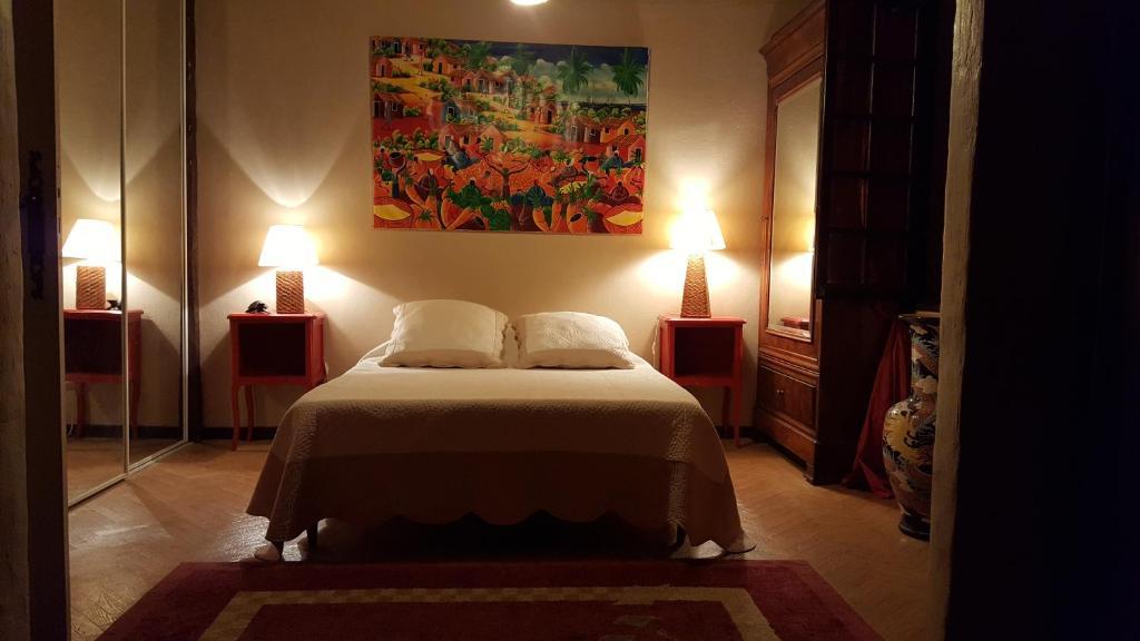 Les chambres de catherine chambres d 39 h tes saint martin de boubaux - Chambre d hote sainte enimie ...