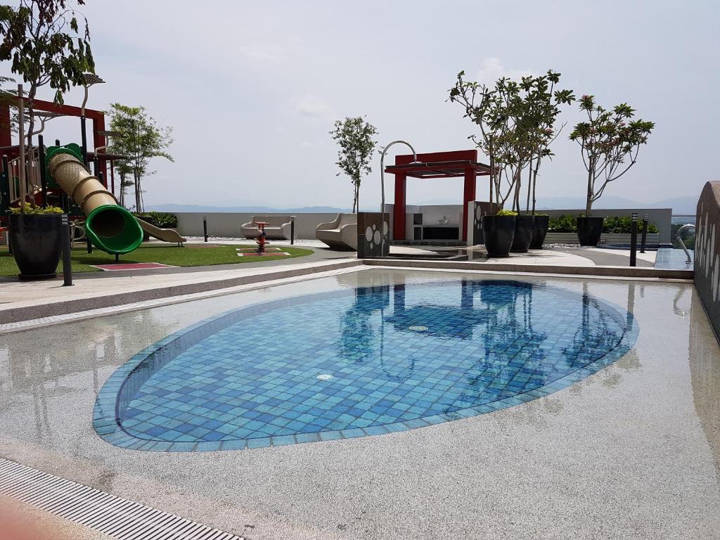 Bangi Golf Resort in Selangor. Top golf courses of Malaysia.