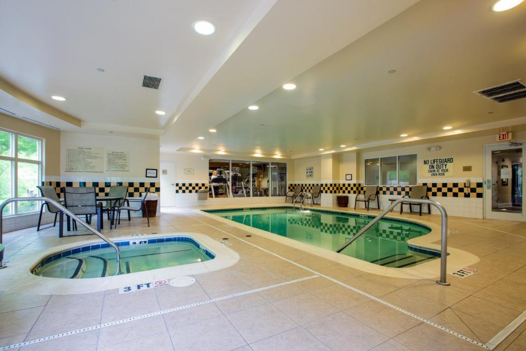 Hilton Garden Inn Charleston Airport North Charleston Book Your Hotel With Viamichelin