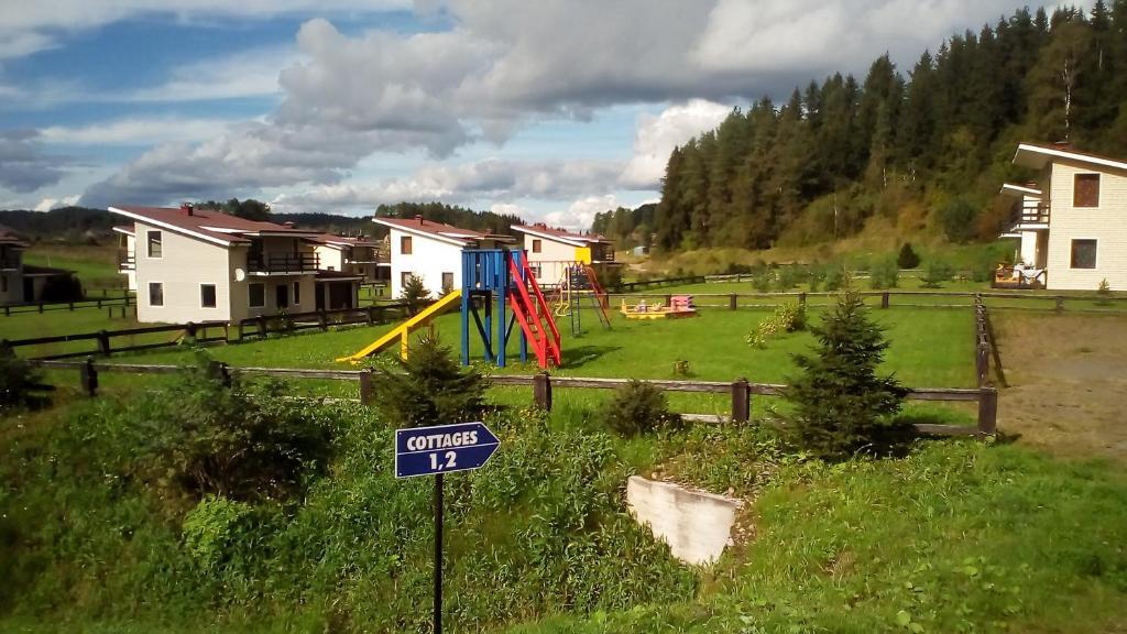 Kurkiyoki Cottages