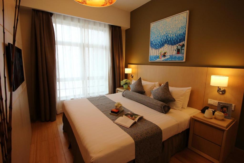 Căn hộ Deluxe 1 Phòng ngủ (2 Người lớn)