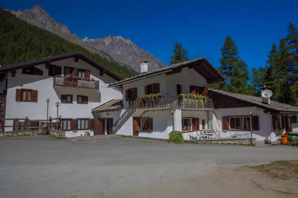 Hotel Camping Grivola
