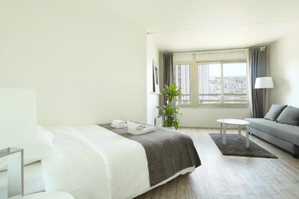 Apartment montparnasse avenue du maine r servation for Garage avenue du maine