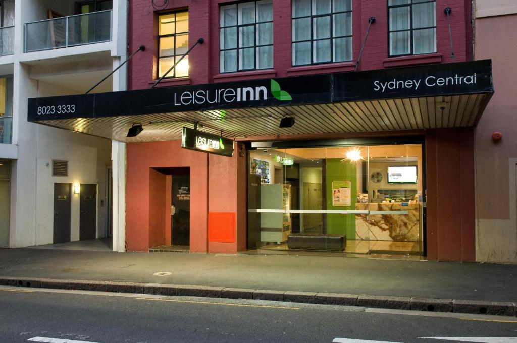 Отзывы Leisure Inn Sydney Central, 3 звезды