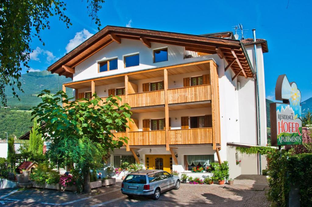 residence hofer brixen prenotazione on line viamichelin