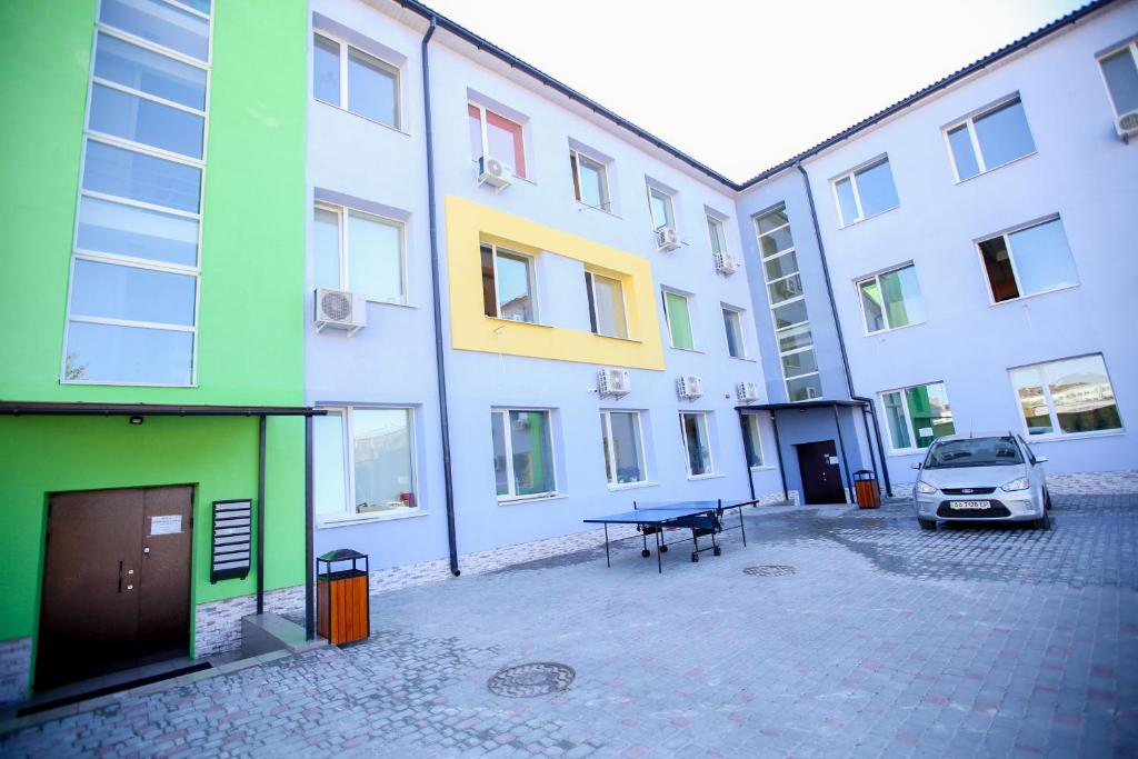Book apartments podil r servation gratuite sur viamichelin for Reserver sur booking