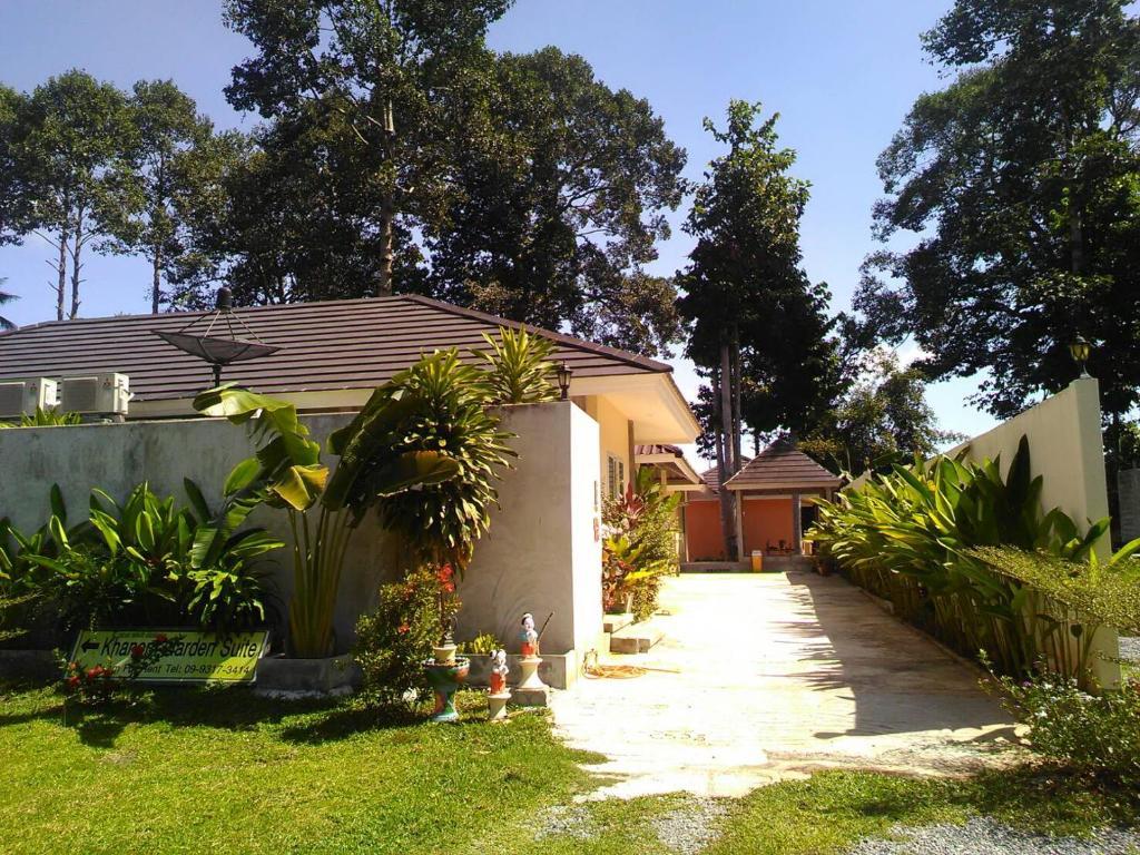 Khanom Garden Suite