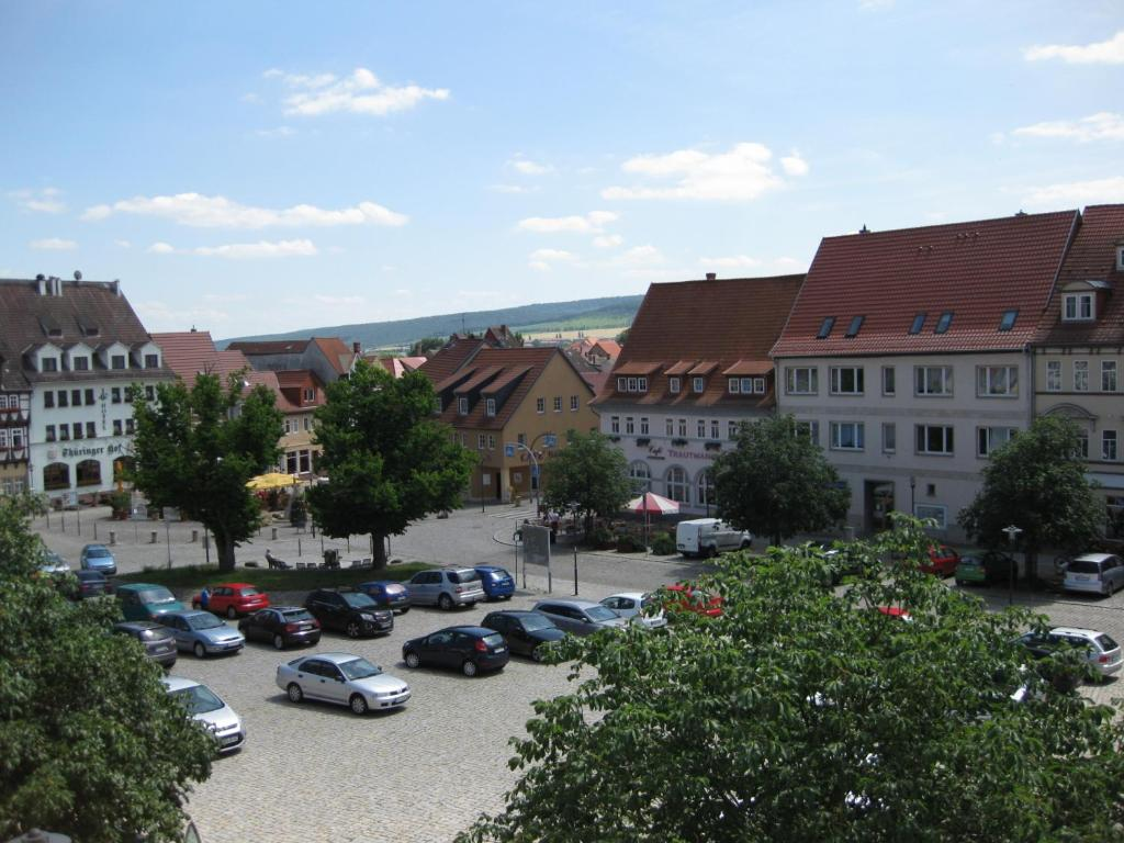 Hotel Garni Bad Frankenhausen