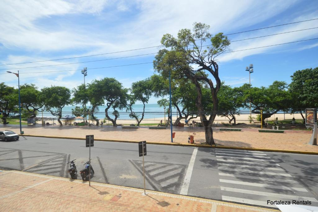 3-Bedroom Beach Front Apartment at Beira Mar