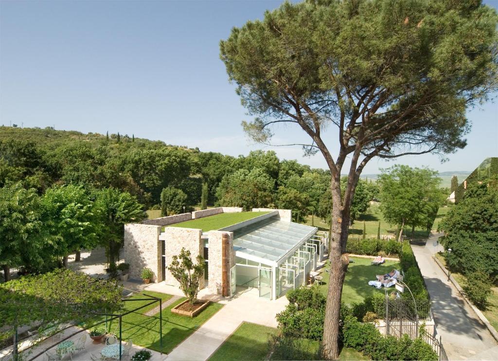 Albergo le terme castiglione d 39 orcia book your hotel with viamichelin - Albergo le terme bagno vignoni ...