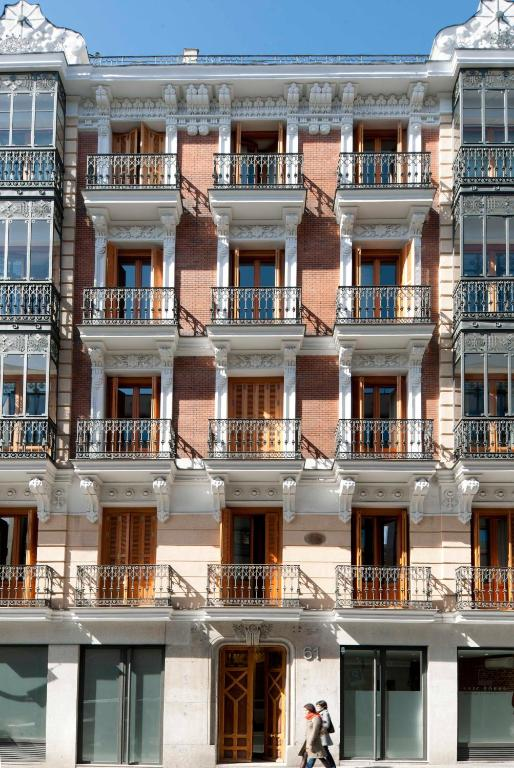 Eric V Kel Boutique Apartments Madrid Suites Madrid