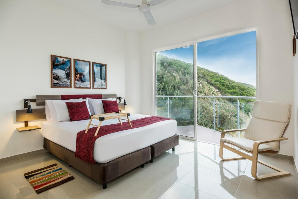 Terrazas tayrona travelers apartamentos y suites santa for Terrazas tayrona