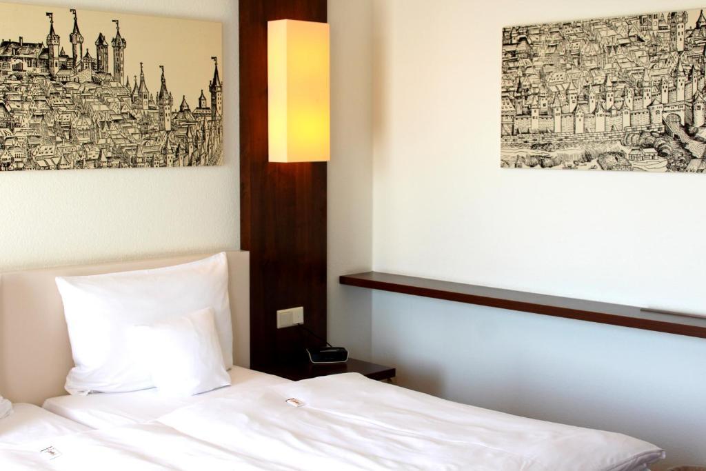 Hotel Best Western City West Nurnberg