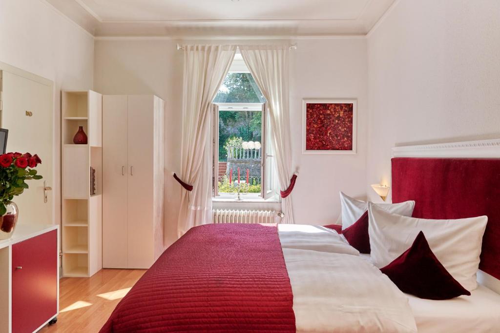 Design hotel zur abtei aachen viamichelin informatie for Designhotel aachen