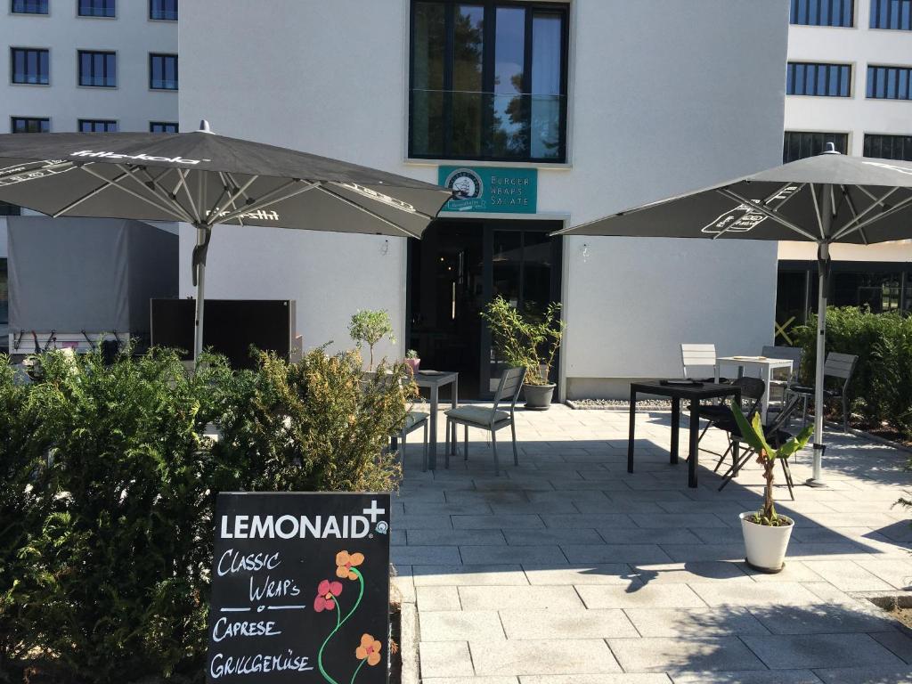 Hotel Solitaire Prora Restaurant