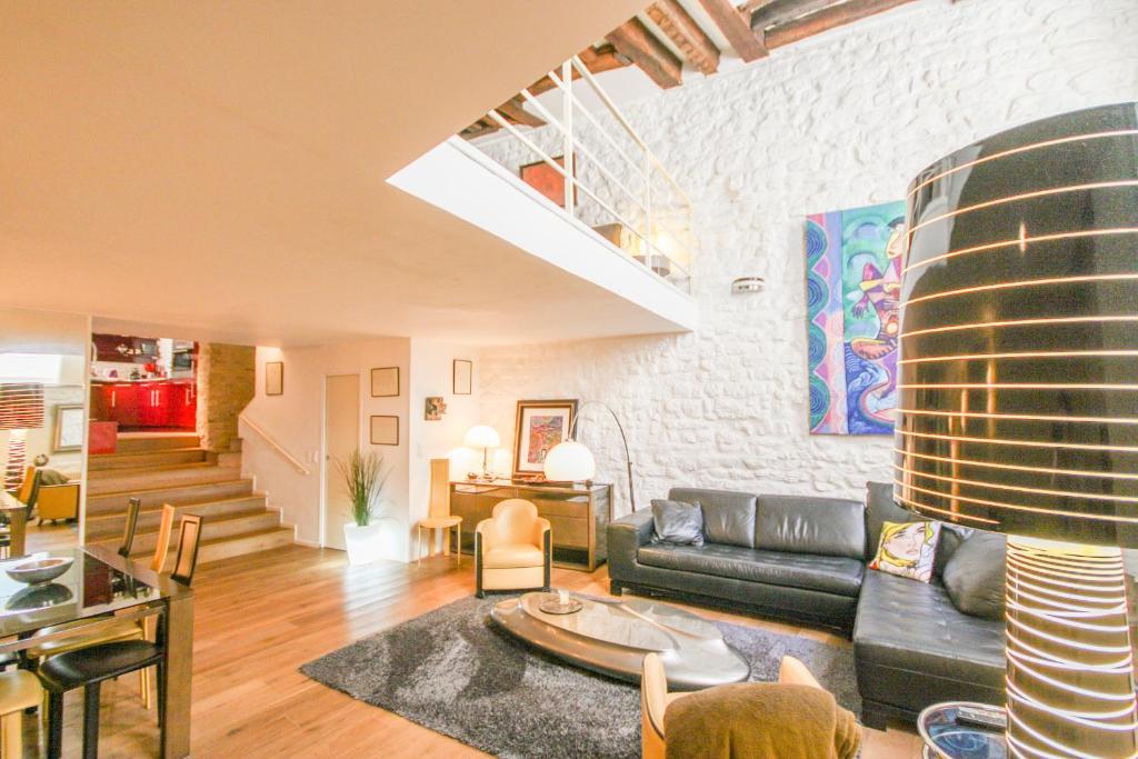 Apartamento la mezzanine fran a paris - Mezzanine foto ...