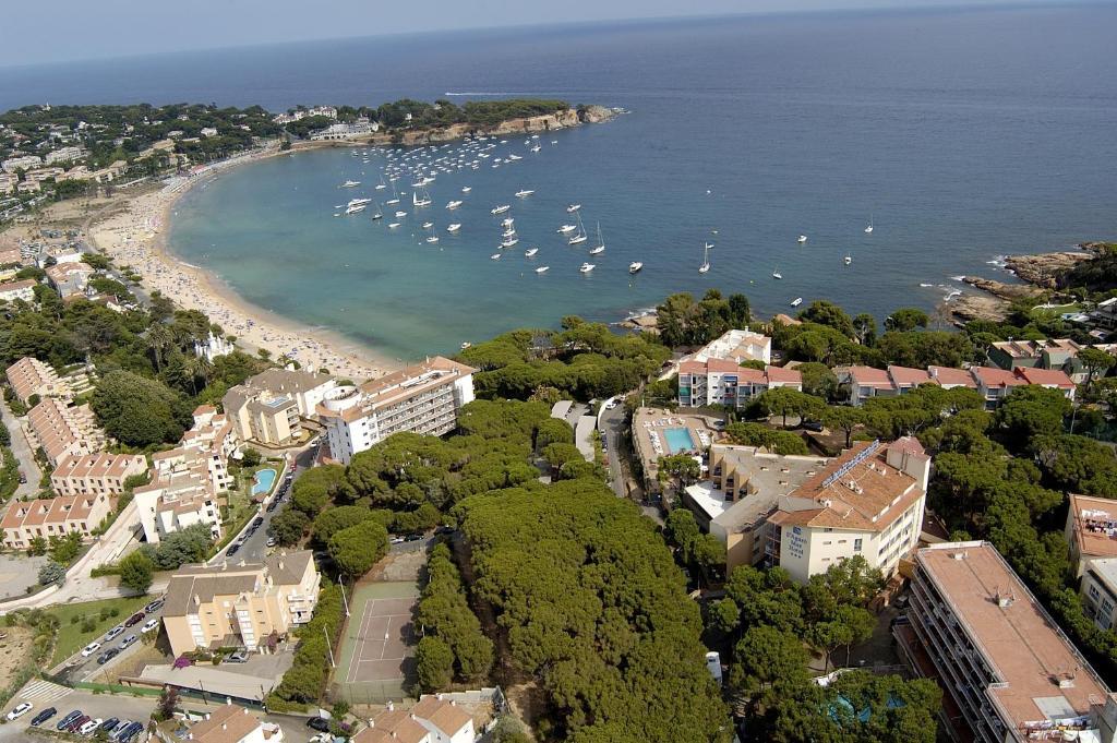Ght s 39 agar mar hotel r servation gratuite sur viamichelin - Sant feliu de guixols office du tourisme ...
