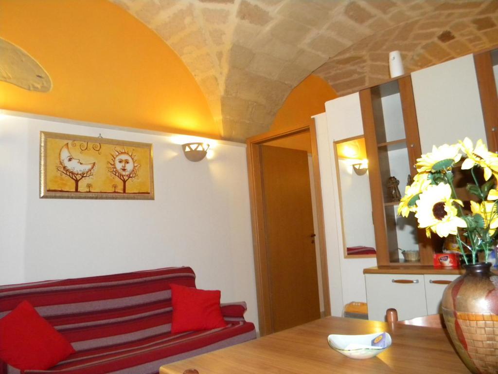 La piazzetta lecce viamichelin informatie en online reserveren - Barokke stijl kamer ...