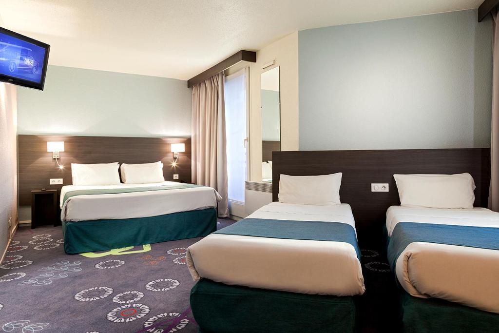 Comfort hotel lille europe rijsel viamichelin informatie en online reserveren - Ondergrondse kamer ...