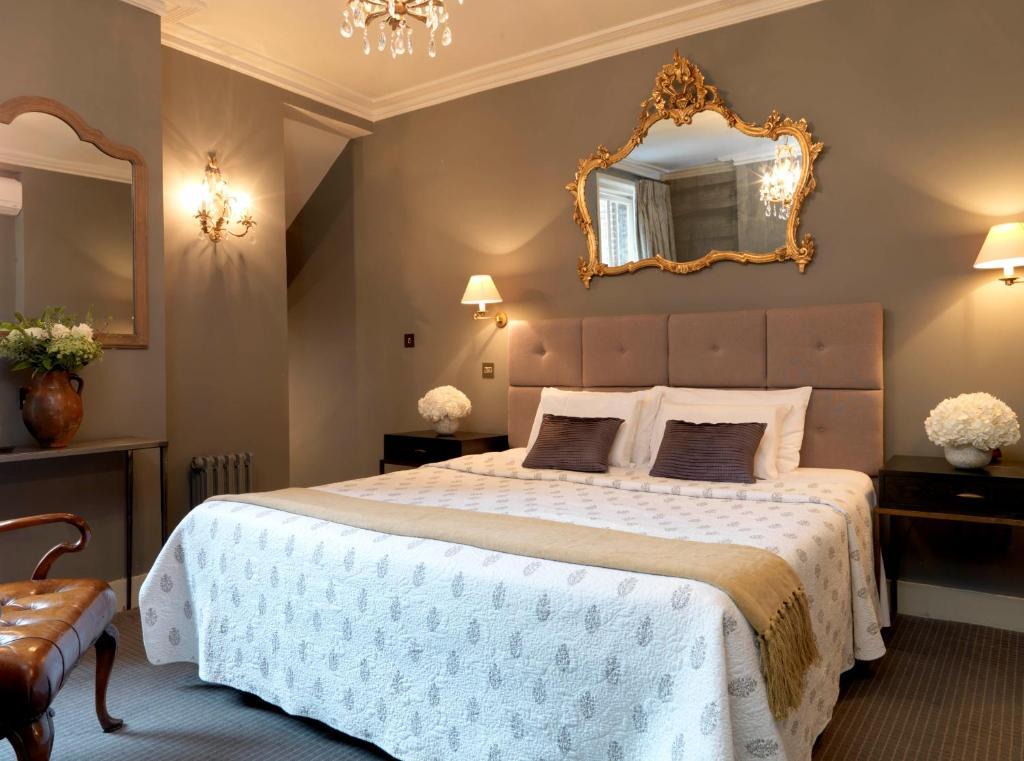 O Fielding Hotel é uma boa opção de hospedagem em Covent Garden