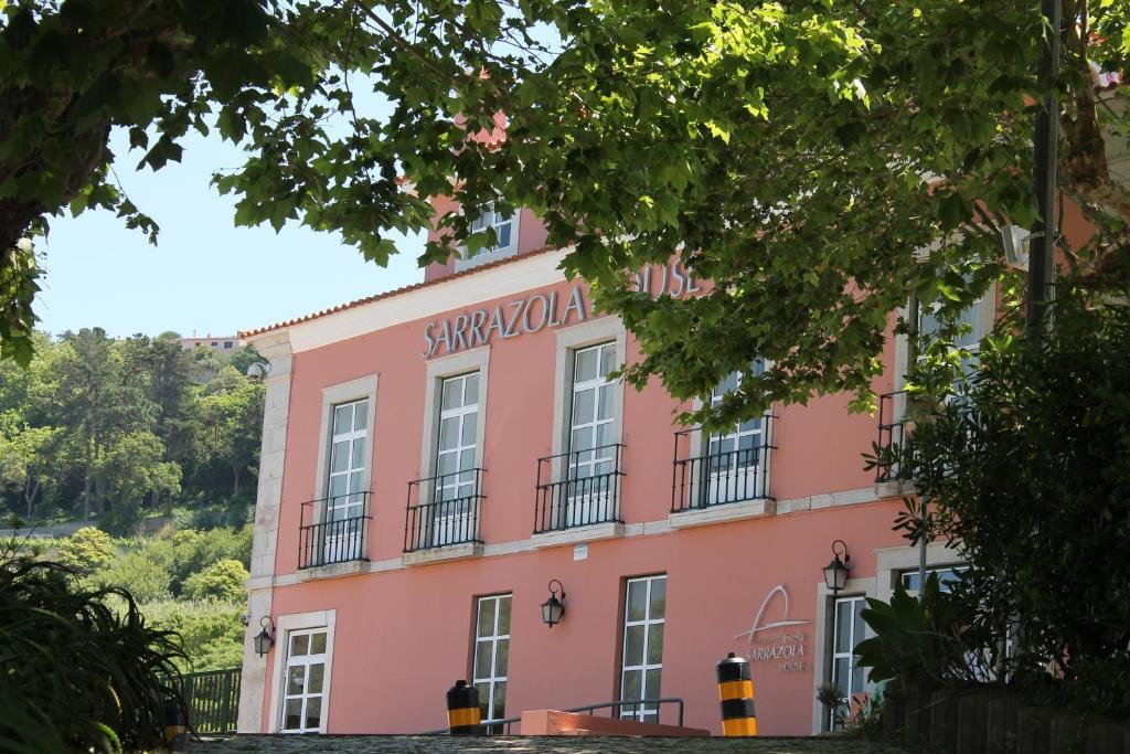 Sarrazola House - Sintra - Online Booking