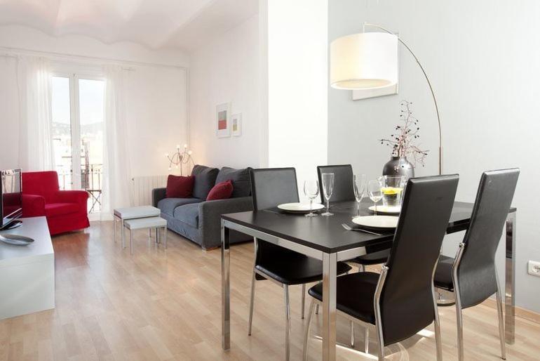 Apartamento en calle dr rizal barcelona spain - Apartamentos en barcelona booking ...