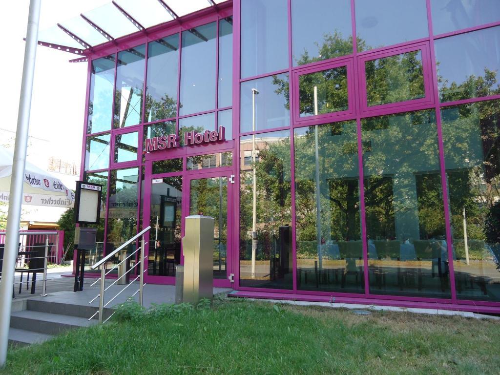 Msr hotel hannover hannover viamichelin informatie en for Hotel hannover