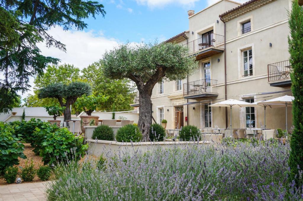 Villa Montesquieu Laudun Hotel