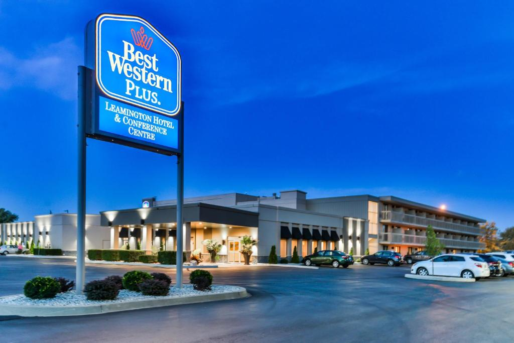 Best Western Plus Leamington Hotel And Conference Centre