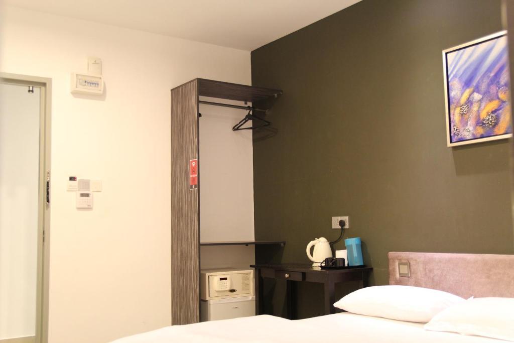 M design hotel seri kembangan kajang reserva tu hotel for Hotel m design
