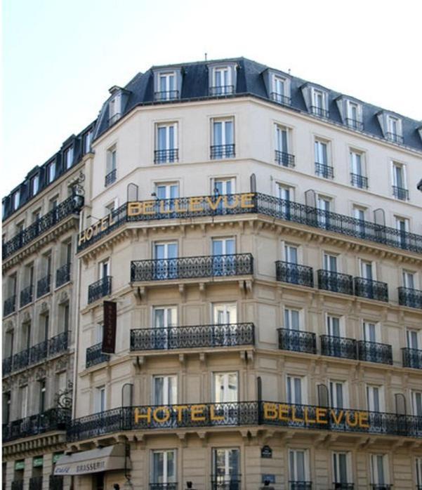 Hotel bellevue saint lazare paris book your hotel with viamichelin - Restaurant saint lazare paris ...