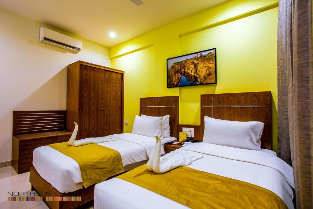 Northern suites réservation gratuite sur viamichelin