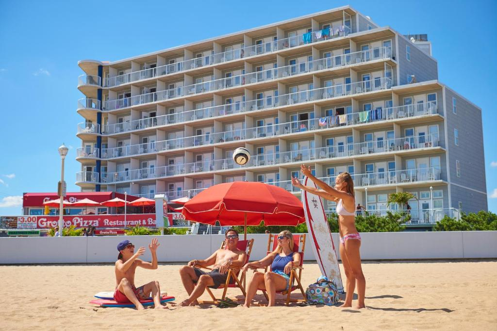 Commander Hotel Ocean City Book Your Hotel With