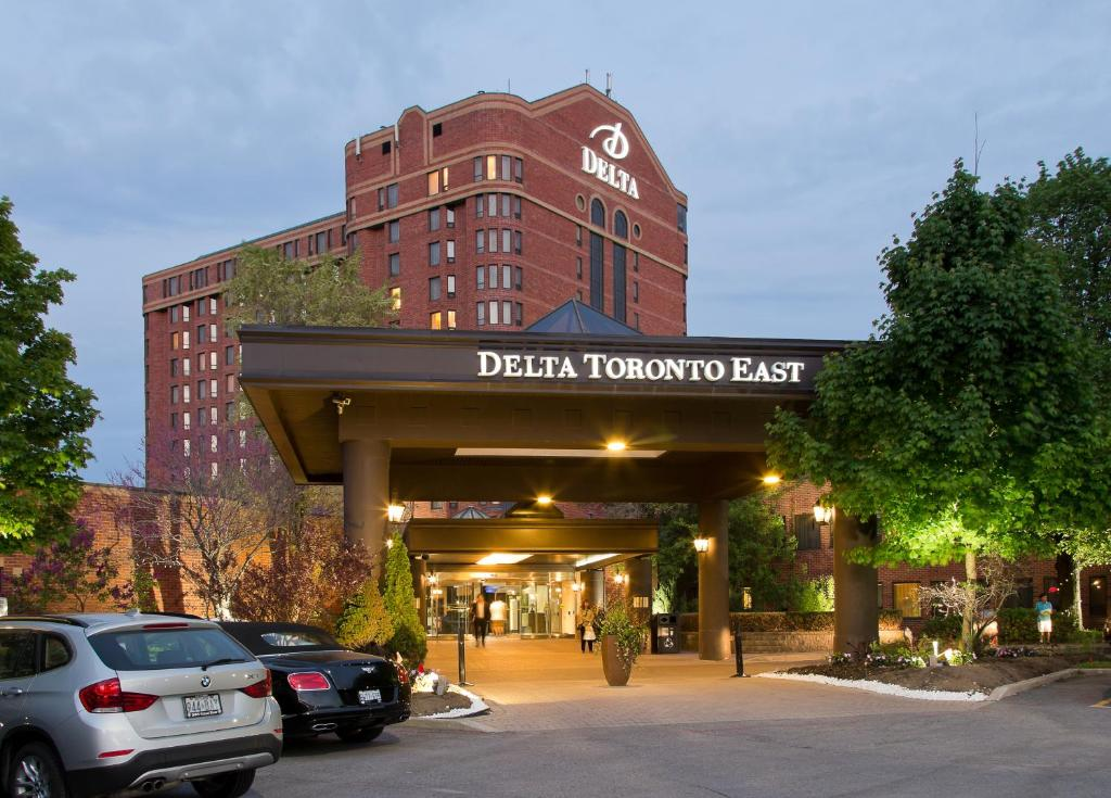 Delta Toronto East Hotel  Kennedy Road Scarborough