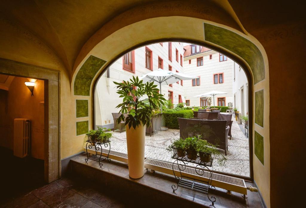 Elite hotel praga prenotazione on line viamichelin for Sauna del cortile chiavi