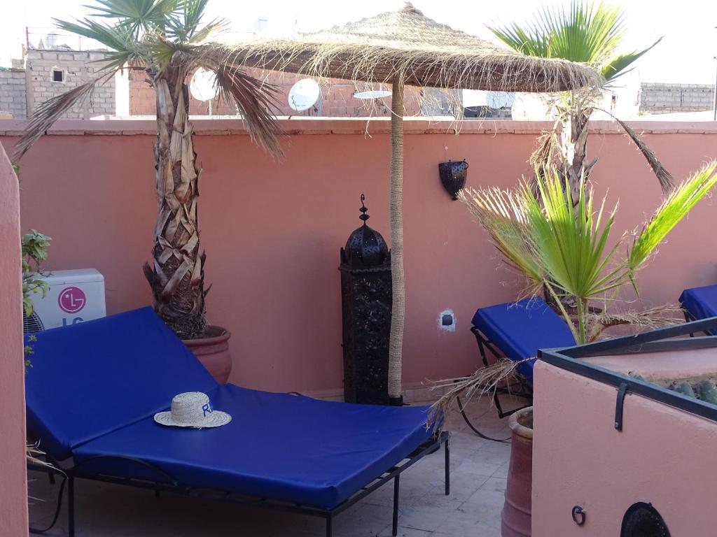 Riad bab lakhmiss r servation gratuite sur viamichelin for Bab hotel marrakech piscine