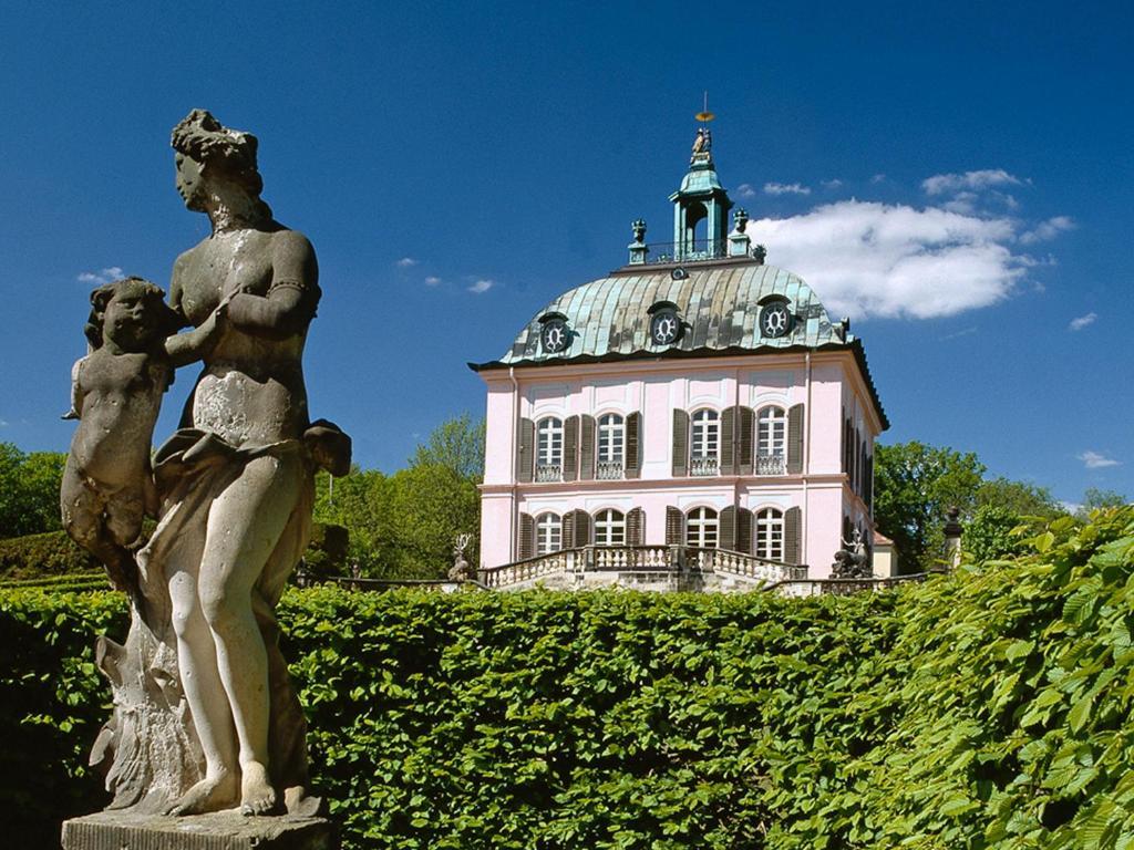 Hotel Eisenberger Hof Moritzburg