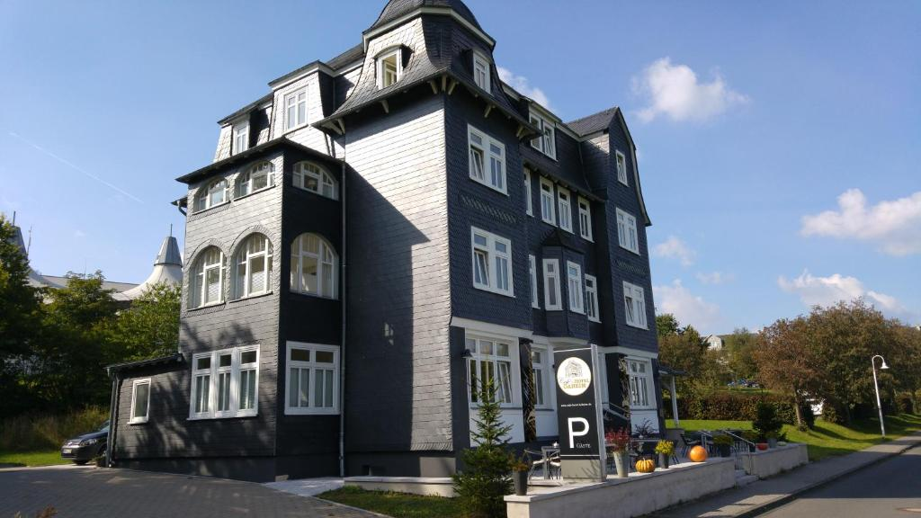 Hotel Cafe Daheim