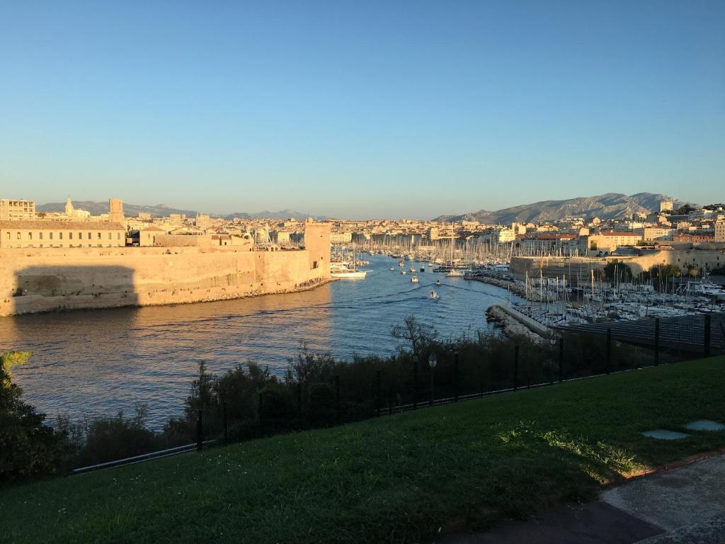 Appart Hotel Vieux Port