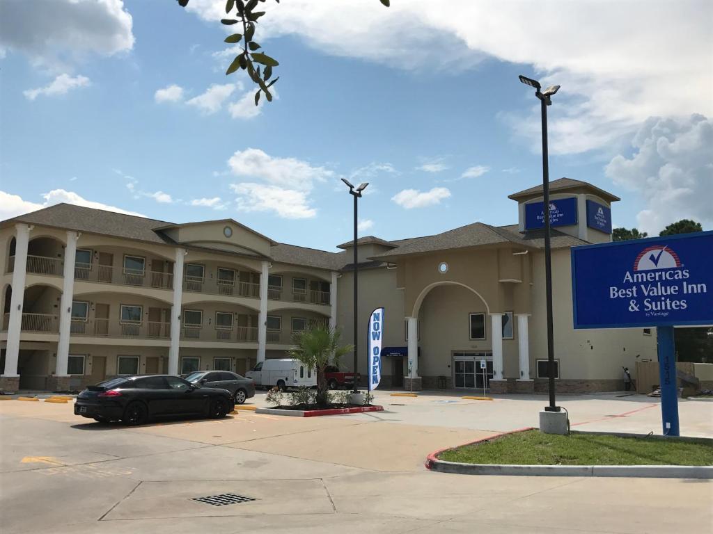 Americas Best Value Inn & Suites Spring / N. Houston