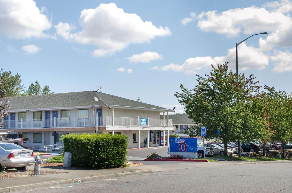 Motel  Hosmer Tacoma