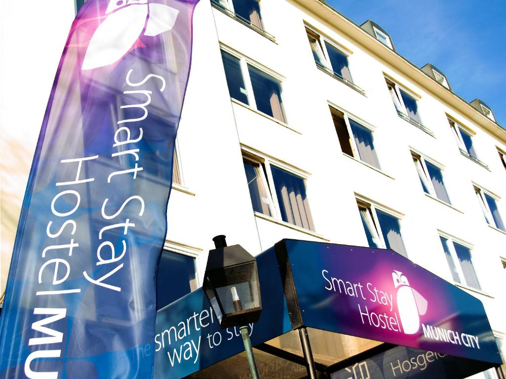Smart Stay - Hostel Munich City