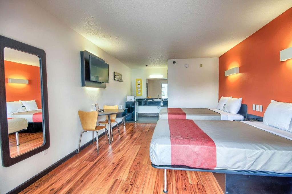 Motel  Hilliard Rome Road
