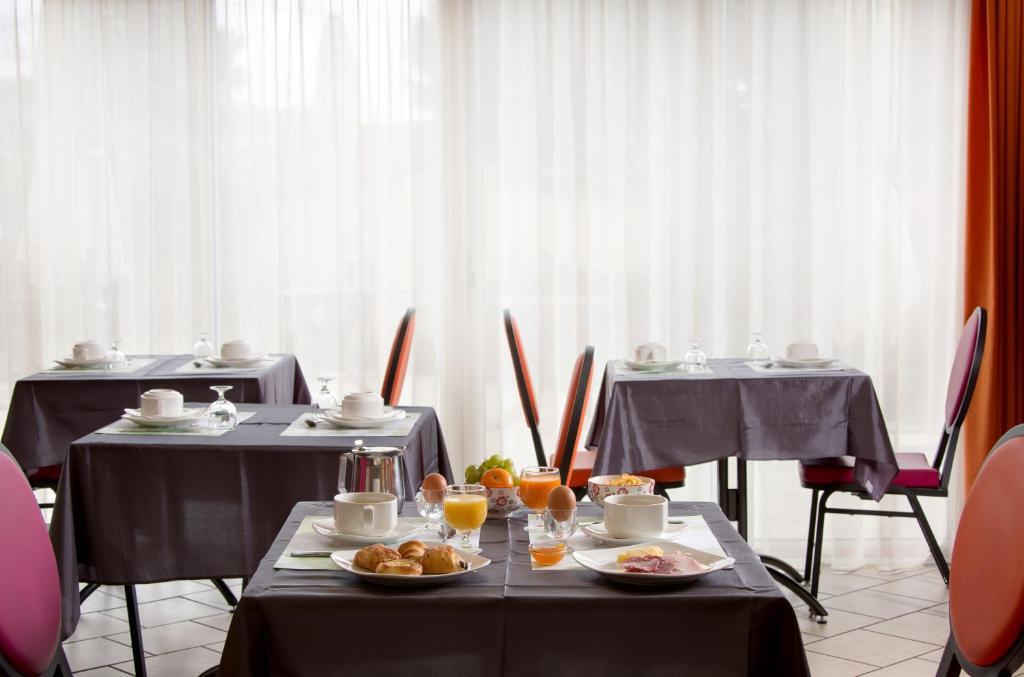 Qualys hotel le pariou issoire for Le jardin issoire restaurant