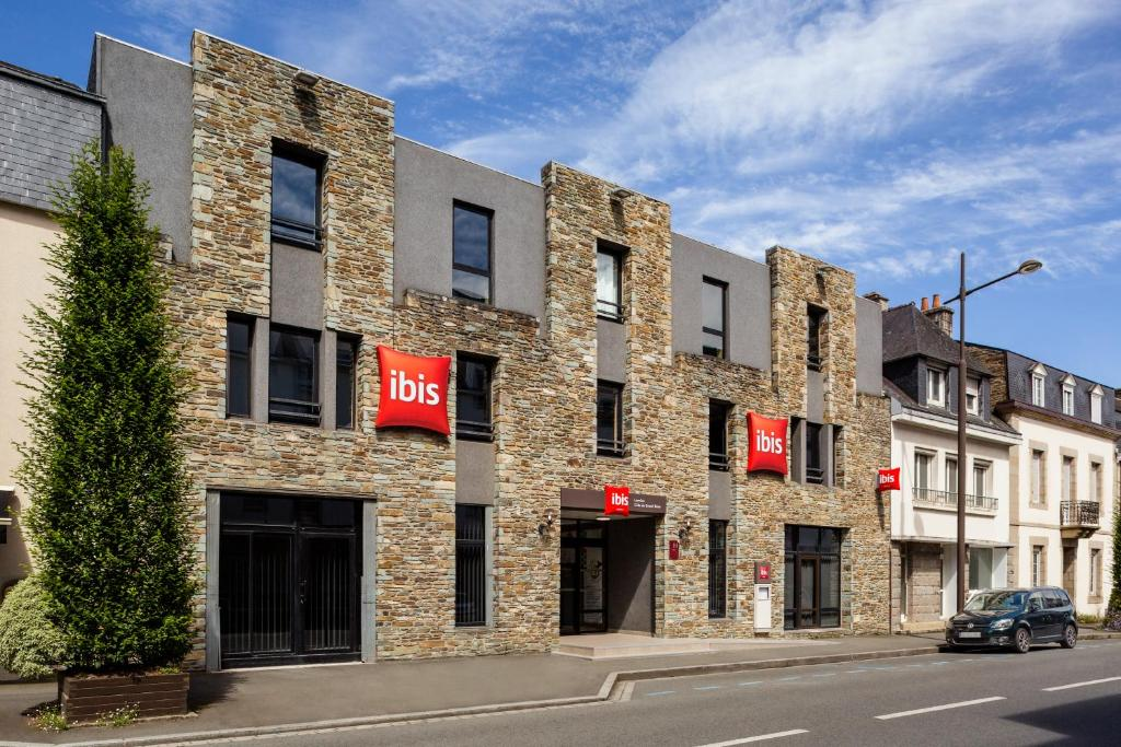 Ibis lannion lannion online booking viamichelin for 7 avenue du general de gaulle maison alfort